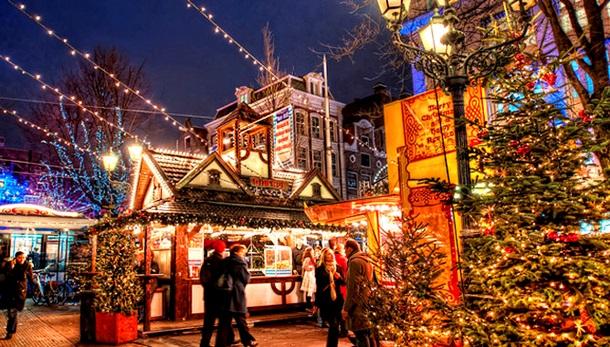 Где лучше всего встретить Новый Год и Рождество
