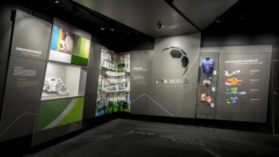 Уникальный музей ФИФА впервые откроет свои двери в конце зимы