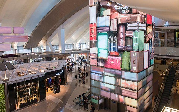 как не сойти сума от ожидания в американских аэропортах