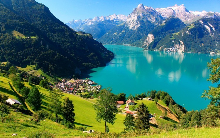 виза в Швейцарию
